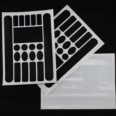 KQ_ Bicycle Chainstay Frame Protector Sticker Cycling MTB Anti Scratch Film