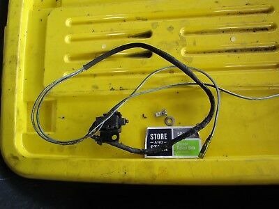 Johnson Evinrude outboard Tilt limit SWITCH 0584149 584149 150HP 175HP