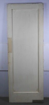 "Antique Vintage Single-Panel Swinging Door Local Pickup 30""X80"" Mult. Avail."