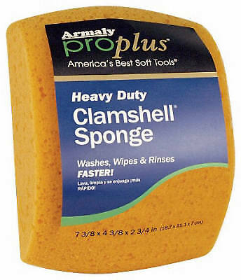ARMALY BRANDS ProPlus Medium Clamshell Sponge 00010