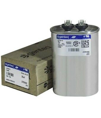 Ge Capacitor Oval 75 Uf Mfd 440 Volt 97f9036bx 1270 Picclick. Ge Genteq Capacitor Oval 35 Uf Mfd 370 Volt Z97f9612 97f9612. Wiring. 97f9003 Capacitor Wire Diagram At Scoala.co