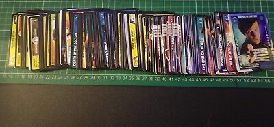 Doctor Who Monster Invasion Card Job Lot 140 Cards