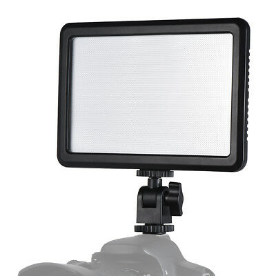 Anoder Dimmable LED Video Light Panel  Lighting On-Camera for Studio Photo X1S1