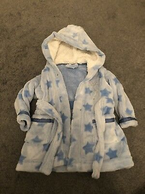 3-6 Months Boys Dressing gown