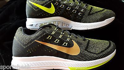 423270de68c MENS NIKE ZOOM STRUCTURE 18 MGR GOLD LIMITED EDITION SZ 13 -  89.66 ...