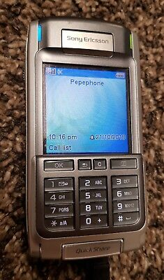 Sony Ericsson P910i - mint conditions!