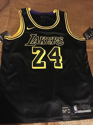 e76ead70a81 NIKE LOS ANGELES Kyle Kuzma Swingman Black Mamba City Edition Jersey ...