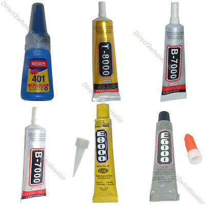 Multi-Purpose Glue Adhesive New For Cellphone Repair Jewelry Nails Glass US Ship