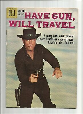 HAVE GUN WILL TRAVEL DELL COMIC No. 1044