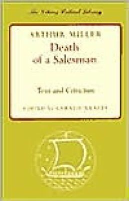Death of a Salesman, Text and Criticism by Arthur Miller 9780140247732