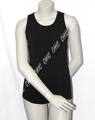 aaf13796121722 Marks & Spencer Womens Sports Thermal Vest M&S Top Luxury Sleeveless  Fitness Gym