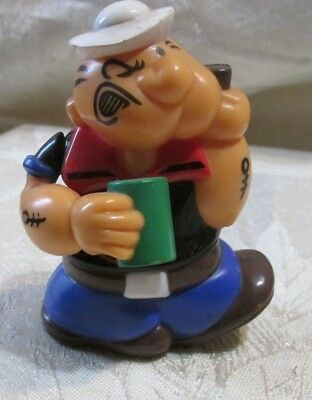 Popeye the Sailor man 1983 gumball candy machine superior toy king features