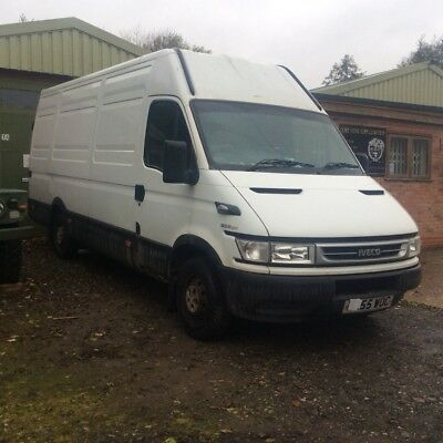 Iveco Daily 35 s14 LWB high roof van