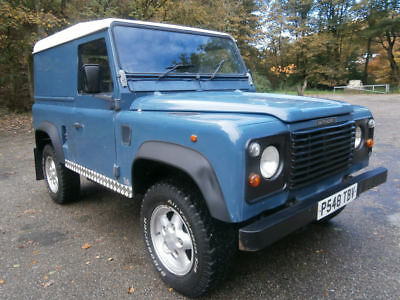 Land Rover Defender 90 300 Tdi  1996  Low miles  Mot'd