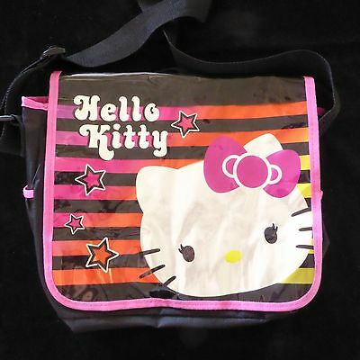 Sanrio HELLO KITTY Messenger Shoulder Tote Bag 13 x 10 x 4 with Strap 9bc8541074