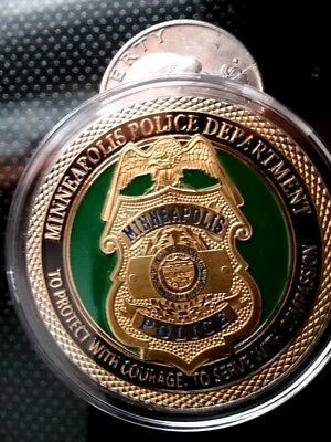 City Of Durham North Carolina Police Department Challenge Coin