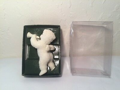 Snowbabies Dept 56  Noel Ornament Bisque Department 56 79880