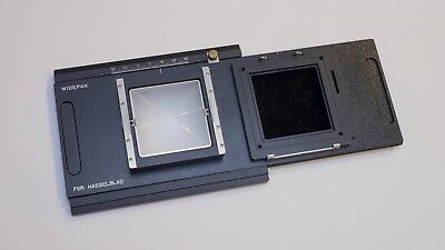 WIDEPAN Hasselblad Sliding Back Adapter for 4x5 Camera