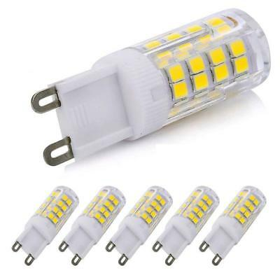 G9 LED Dimmable Light, Bi-pin Base, Daylight White 6000k,4W ( 40W Halogen