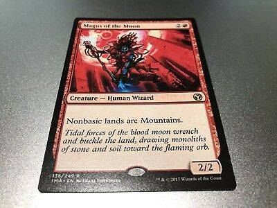 1 x Magus of the Moon - Iconic Masters  - FRESH PACK NEW!