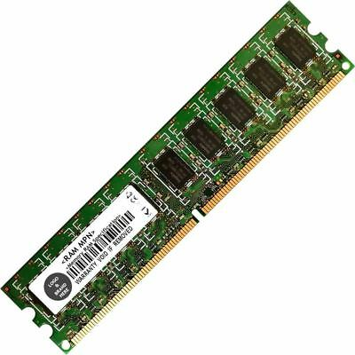 CRUCIAL 1X 2GB DDR2 PC2-6400 800MHz 240 ECC Unbuffered Desktop Memory RAM