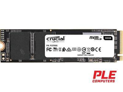 Crucial P1 500GB NVMe 3D NAND M.2 SSD[CT500P1SSD8 ]