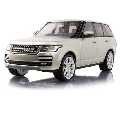 Range Rover 1:43 Scale Model in Luxor Gold NEW AND GENUINE