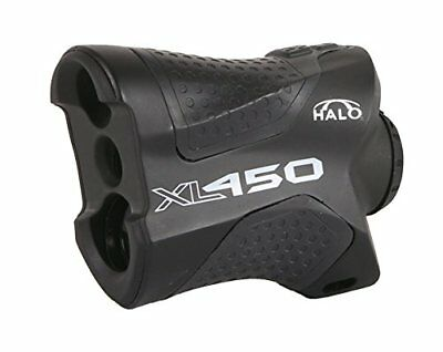 New 2018 Wildgame Innovations XL450-7 Halo 450 Yard Laser Rangefinder Hunting