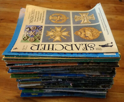 The Searcher - Metal Detecting Magazine Collection