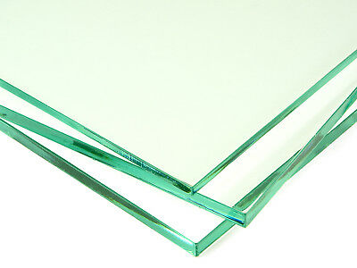 Glass Effect 5mm Acrylic Perspex Sheet Custom or Cut To Size