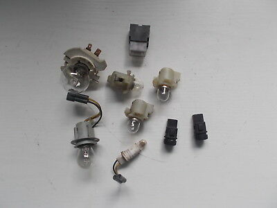 Vespa ET2 50 2000 Bulb Set and Swtiches