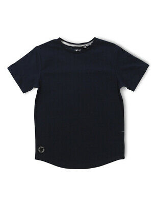 NEW Indie Kids by Industrie The Nation Tee Navy