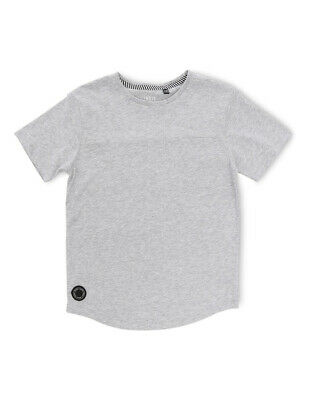 NEW Indie Kids by Industrie The Nation Tee Grey