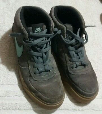 the latest b6a5c 5c71b Nike Mavrk Mid 2 Men s Athletic Casual Shoes Size 8 grey blue brown 386611  013