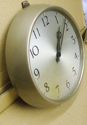 Gents Pulsynetic Electric Slave Clock For Master Clock
