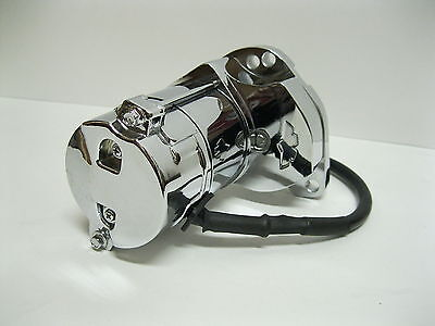 Ultima Chrome Thunderfire Starter 86' thru 88' All Big Twin Models