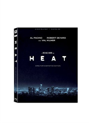 HEAT DIRECTOR`S: DEFINITIVE...-HEAT DIRECTOR`S: DEFINITIVE EDITION / Blu-Ray NEW
