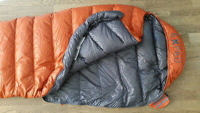 Exped Ultralite 300 Schlafsack Gr. L links