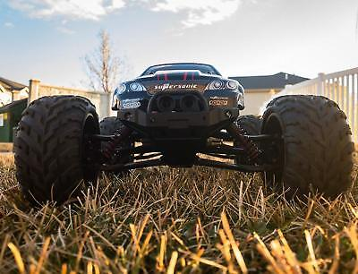 S911 35+MPH 1/12 2.4g 2WD High Speed OFF Road  RC Car  Monster Truck Toys RTR