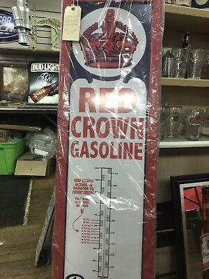 Red Crown Thermometer