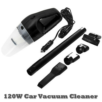 12V 120W voiture camion maison poche Wet&Dry aspirateur auto Hoover Collector