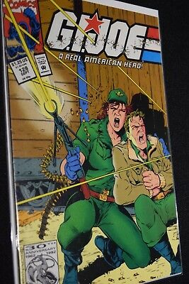 Marvel G.I. Joe A Real American Hero 1992 #128 Vol. 1 1st print NM comic