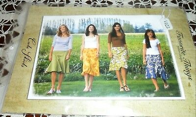 New Old Stock - The Cute Skirt Pattern  By Favorite Things - Multi Sizing