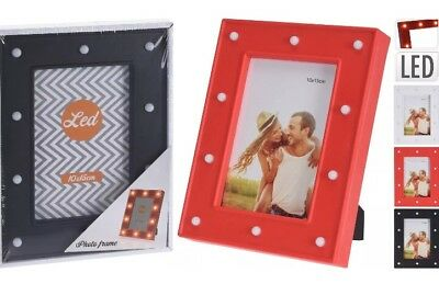 Led Light Up Photo Frame Hanging Standing Picture Frame