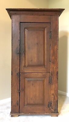 18th Century Raised Panel Cupboard. AAFA