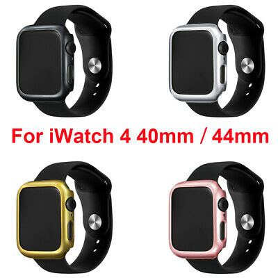 Apple Watch 4 40mm/44mm Ultra Thin PC Plating Cases Protective Bumper Case Cover