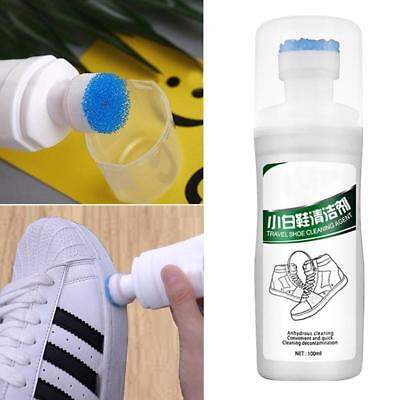 73e733e0ddb7b 75ML CLEAR MAGIC Refreshed White Shoe Trainer Boot Cleaner Cleaning ...