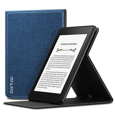 Multi-Angle Viewing Stand Case Cover For All New Amazon Kindle Paperwhite 2018