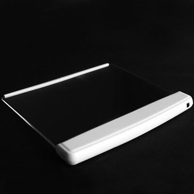 Portable LED Read Panel Light Book Reading Lamp Night Wireless Battery Lamp