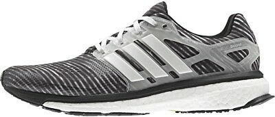 newest e5000 d0de2 adidas Energy Boost 2.0 ESM Mens Running Shoes - Grey